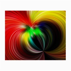 Circle Lines Wave Star Abstract Small Glasses Cloth