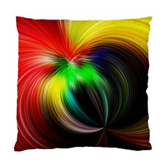 Circle Lines Wave Star Abstract Standard Cushion Case (two Sides)