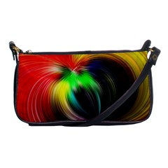 Circle Lines Wave Star Abstract Shoulder Clutch Bags