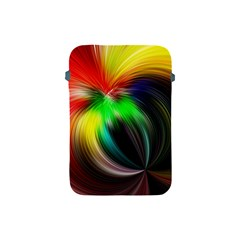 Circle Lines Wave Star Abstract Apple Ipad Mini Protective Soft Cases