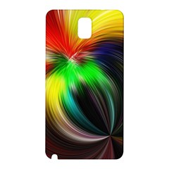 Circle Lines Wave Star Abstract Samsung Galaxy Note 3 N9005 Hardshell Back Case
