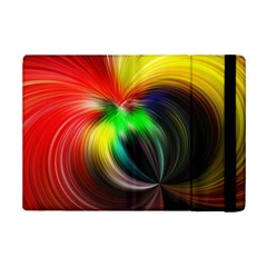 Circle Lines Wave Star Abstract Ipad Mini 2 Flip Cases