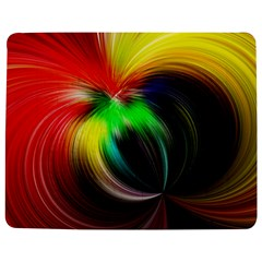 Circle Lines Wave Star Abstract Jigsaw Puzzle Photo Stand (rectangular)