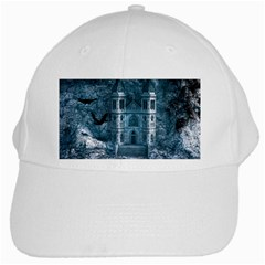 Church Stone Rock Building White Cap