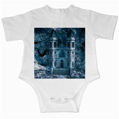 Church Stone Rock Building Infant Creepers