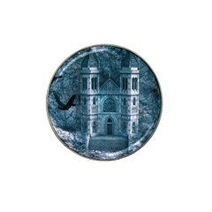 Church Stone Rock Building Hat Clip Ball Marker (10 Pack)