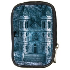 Church Stone Rock Building Compact Camera Cases