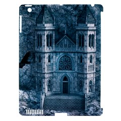 Church Stone Rock Building Apple Ipad 3/4 Hardshell Case (compatible With Smart Cover)