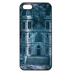 Church Stone Rock Building Apple Iphone 5 Seamless Case (black)