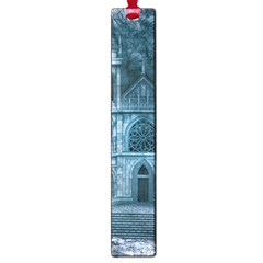 Church Stone Rock Building Large Book Marks