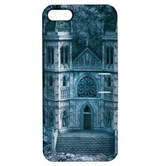 Church Stone Rock Building Apple Iphone 5 Hardshell Case With Stand