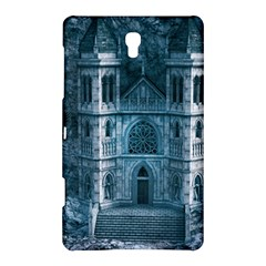 Church Stone Rock Building Samsung Galaxy Tab S (8 4 ) Hardshell Case