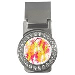 Painting Spray Brush Paint Money Clips (CZ)  Front
