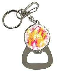 Painting Spray Brush Paint Button Necklaces