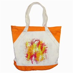 Painting Spray Brush Paint Accent Tote Bag