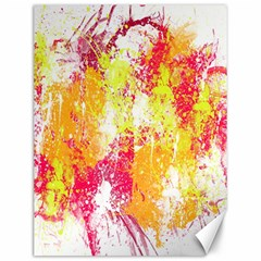 Painting Spray Brush Paint Canvas 12  X 16