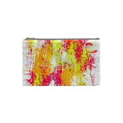 Painting Spray Brush Paint Cosmetic Bag (small)