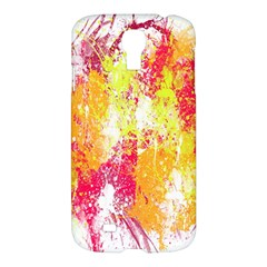 Painting Spray Brush Paint Samsung Galaxy S4 I9500/i9505 Hardshell Case