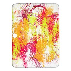 Painting Spray Brush Paint Samsung Galaxy Tab 3 (10 1 ) P5200 Hardshell Case