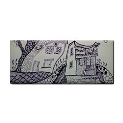 Doodle Drawing Texture Style Cosmetic Storage Cases