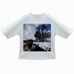 Winter Bach Wintry Snow Water Infant/toddler T Shirts