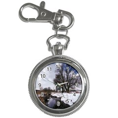 Winter Bach Wintry Snow Water Key Chain Watches