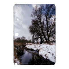 Winter Bach Wintry Snow Water Samsung Galaxy Tab Pro 12 2 Hardshell Case
