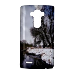 Winter Bach Wintry Snow Water Lg G4 Hardshell Case