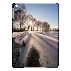 Winter Lake Cold Wintry Frozen Ipad Air Hardshell Cases