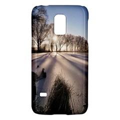 Winter Lake Cold Wintry Frozen Galaxy S5 Mini