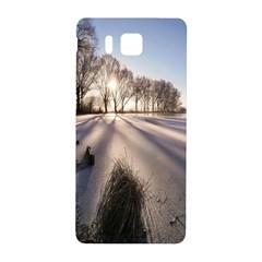 Winter Lake Cold Wintry Frozen Samsung Galaxy Alpha Hardshell Back Case