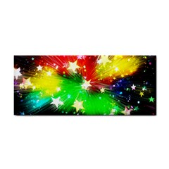 Star Abstract Pattern Background Cosmetic Storage Cases