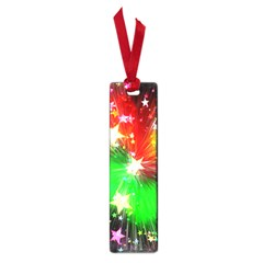Star Abstract Pattern Background Small Book Marks