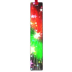 Star Abstract Pattern Background Large Book Marks