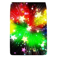Star Abstract Pattern Background Flap Covers (l)