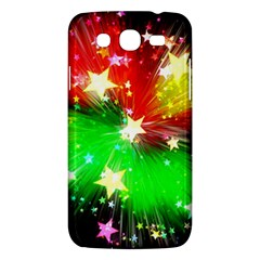 Star Abstract Pattern Background Samsung Galaxy Mega 5 8 I9152 Hardshell Case