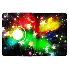Star Abstract Pattern Background Kindle Fire Hdx Flip 360 Case
