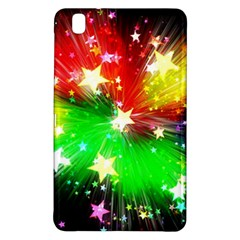 Star Abstract Pattern Background Samsung Galaxy Tab Pro 8 4 Hardshell Case