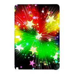 Star Abstract Pattern Background Samsung Galaxy Tab Pro 12 2 Hardshell Case