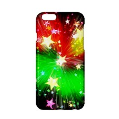 Star Abstract Pattern Background Apple Iphone 6/6s Hardshell Case