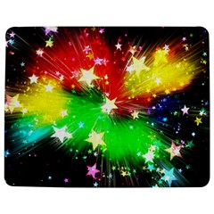 Star Abstract Pattern Background Jigsaw Puzzle Photo Stand (rectangular)
