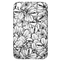 White Leaves Samsung Galaxy Tab 3 (8 ) T3100 Hardshell Case