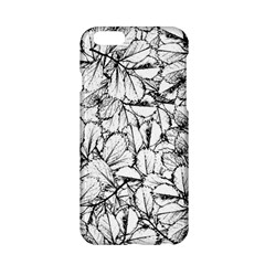 White Leaves Apple Iphone 6/6s Hardshell Case