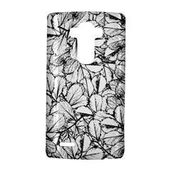 White Leaves Lg G4 Hardshell Case