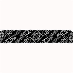 Tribal Stripes Pattern Small Bar Mats