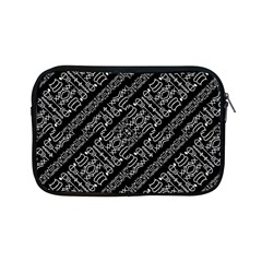 Tribal Stripes Pattern Apple Ipad Mini Zipper Cases