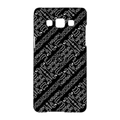 Tribal Stripes Pattern Samsung Galaxy A5 Hardshell Case