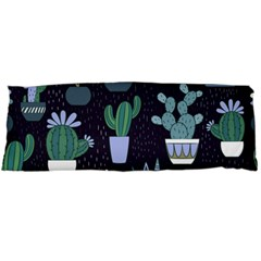 Cactus Pattern Body Pillow Case (dakimakura)