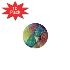 Holi 1  Mini Buttons (10 Pack)
