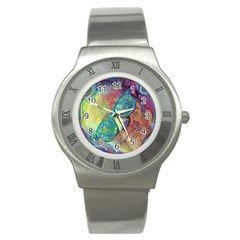 Holi Stainless Steel Watch